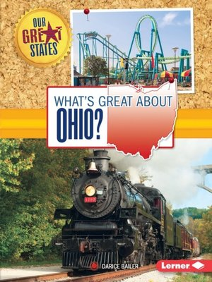 cover image of What's Great about Ohio?