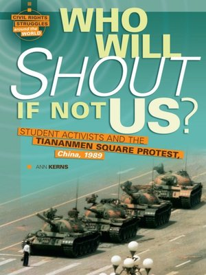 cover image of Who Will Shout If Not Us?