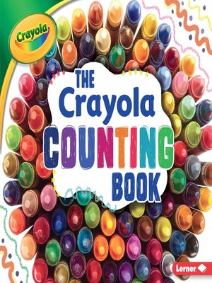 cover image of The Crayola Counting Book