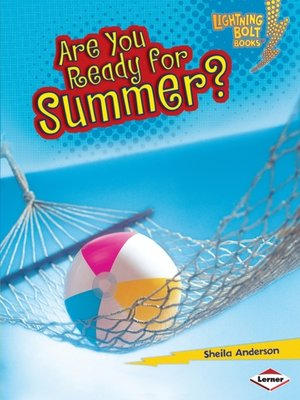 cover image of Are You Ready for Summer?