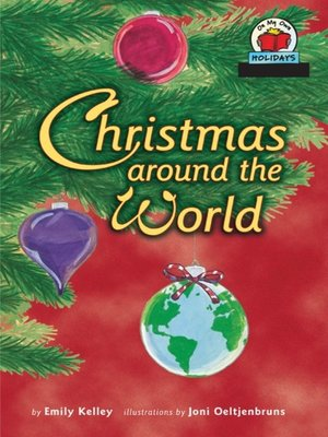 cover image of Christmas around the World
