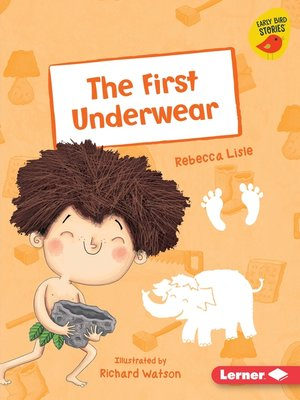 cover image of The First Underwear