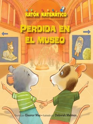 cover image of Perdida en el museo (Lost in the Mouseum)
