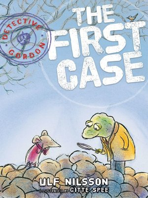 cover image of Detective Gordon: The First Case