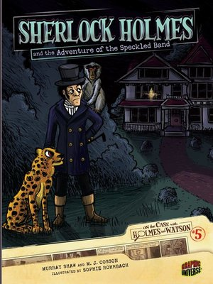 cover image of Sherlock Holmes and the Adventure of the Speckled Band