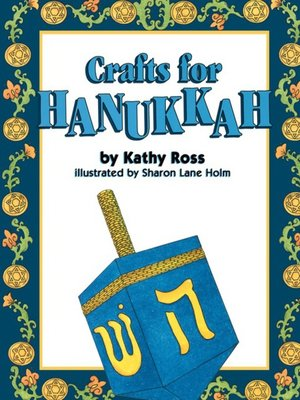 cover image of Crafts for Hanukkah