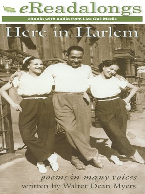 cover image of Here in Harlem