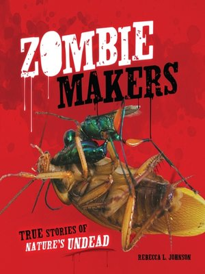 cover image of Zombie Makers