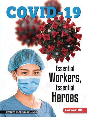 cover image of Essential Workers, Essential Heroes