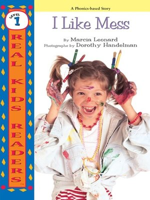 cover image of I Like Mess