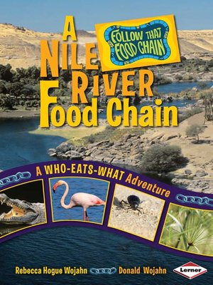 cover image of A Nile River Food Chain