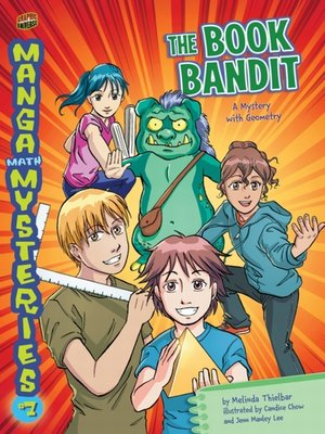 cover image of The Book Bandit