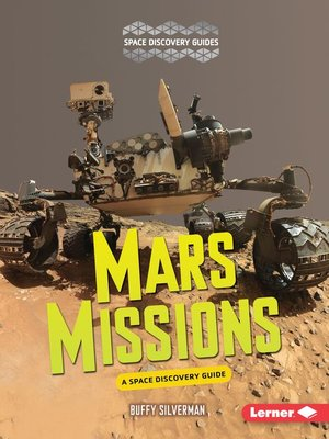 cover image of Mars Missions