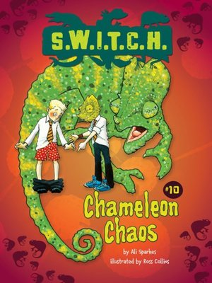 cover image of Chameleon Chaos
