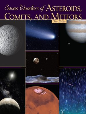 cover image of Seven Wonders of Asteroids, Comets, and Meteors