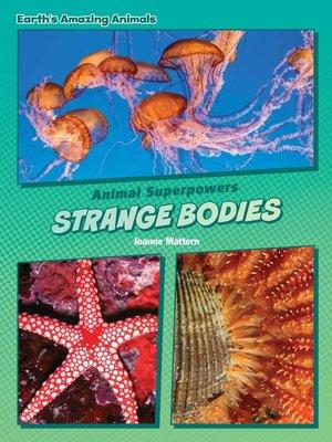 cover image of Strange Bodies