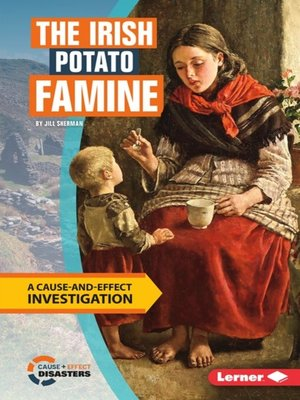cover image of The Irish Potato Famine