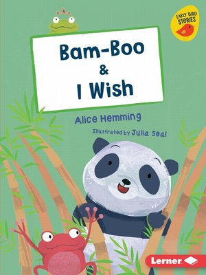 cover image of Bam-Boo & I Wish
