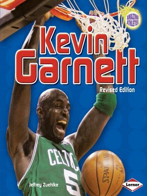 cover image of Kevin Garnett