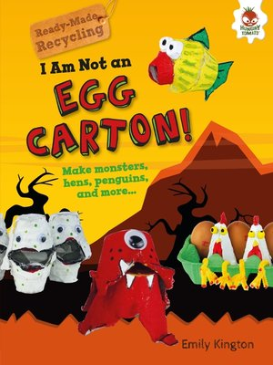 cover image of I Am Not an Egg Carton!