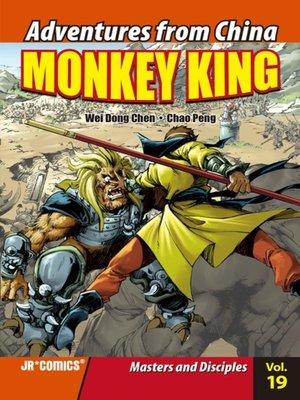 cover image of Monkey King, Volume 19