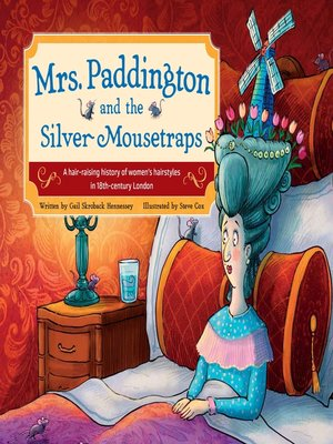 cover image of Mrs. Paddington and the Silver Mousetraps