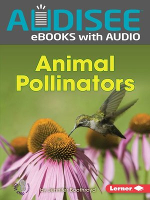 cover image of Animal Pollinators