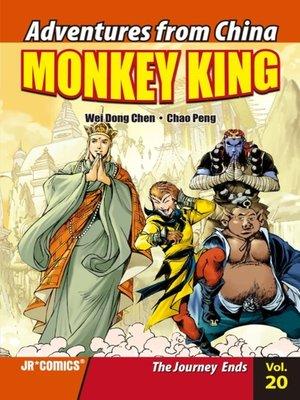 cover image of Monkey King, Volume 20