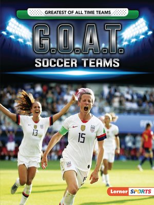 cover image of G.O.A.T. Soccer Teams
