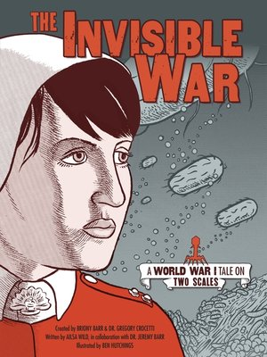 cover image of The Invisible War
