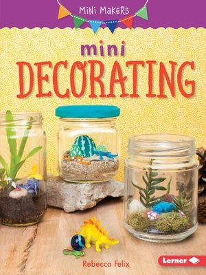 cover image of Mini Decorating
