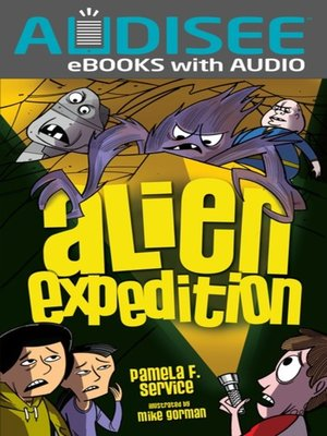 cover image of Alien Expedition