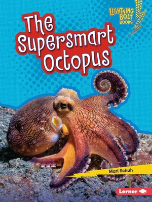 cover image of The Supersmart Octopus