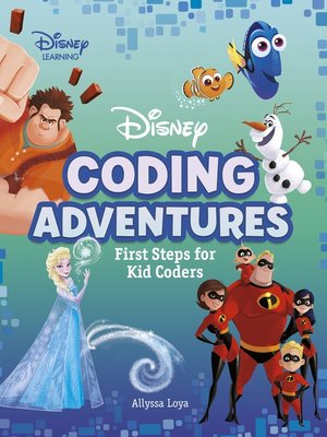 cover image of Disney Coding Adventures