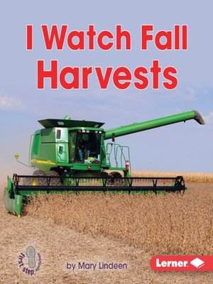 cover image of I Watch Fall Harvests