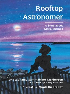cover image of Rooftop Astronomer