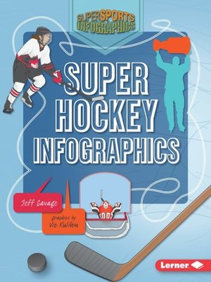 cover image of Super Hockey Infographics
