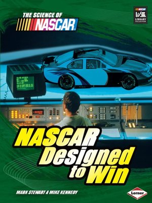 cover image of NASCAR Designed to Win