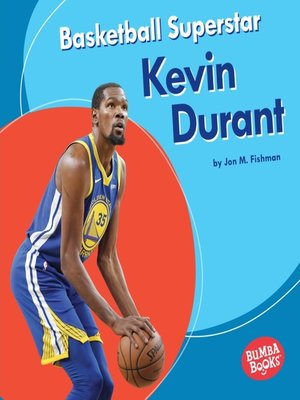 cover image of Basketball Superstar Kevin Durant