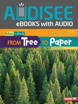 cover image of From Tree to Paper
