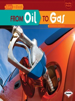 cover image of From Oil to Gas