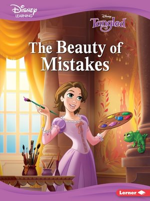 cover image of The Beauty of Mistakes