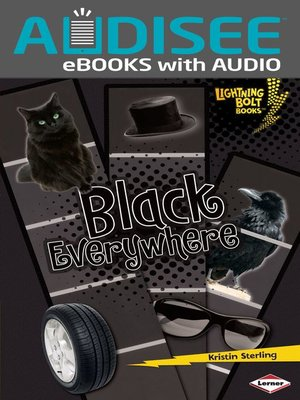 cover image of Black Everywhere