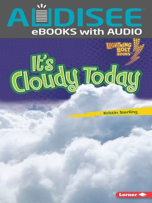 cover image of It's Cloudy Today