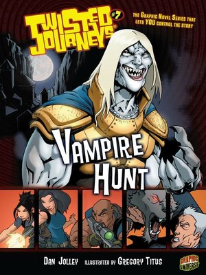 cover image of Vampire Hunt