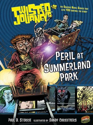 cover image of Peril at Summerland Park