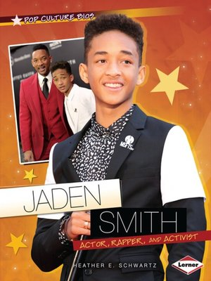 cover image of Jaden Smith