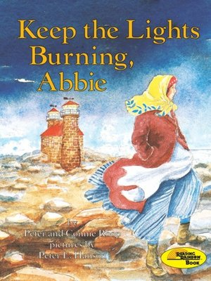 cover image of Keep the Lights Burning, Abbie