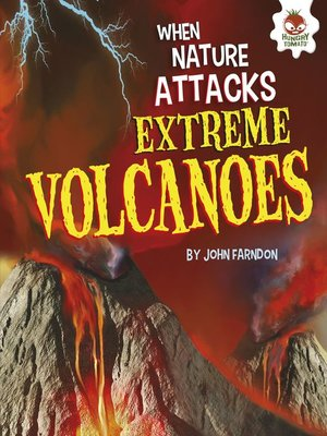 cover image of Extreme Volcanoes