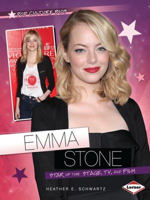 cover image of Emma Stone